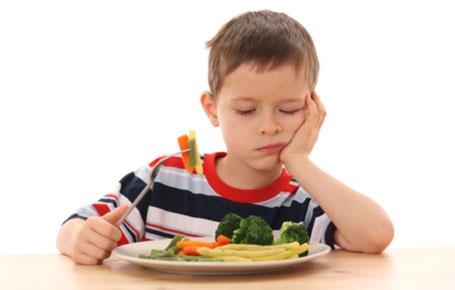 Postoje li preferencije pri serviranju hrane u djece?