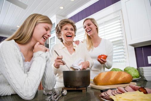 """Htjela bih pripremati """"zdravije"""" obroke za moju obitelj, kako da to postignem?"""