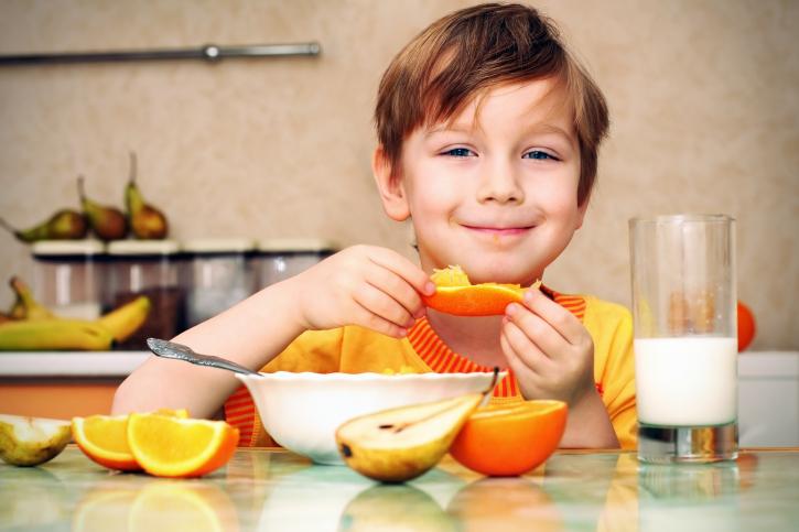 Pravilna prehrana povezana je s dobrim raspoloženjem