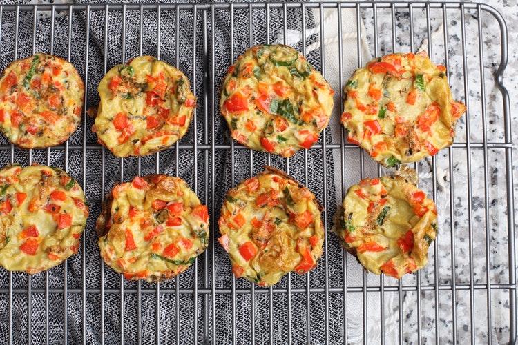 Šareni PETICA muffini