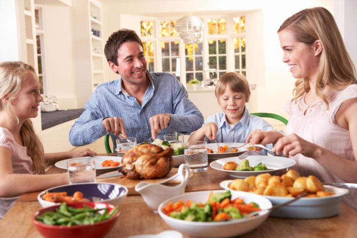 Uloga baka i djedova u oblikovanju prehrambenih navika u djece
